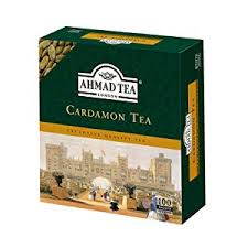 Ahmad Tea Cardamom Tea bag